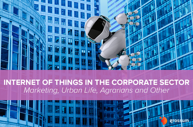 Internet of Things in the corporate sector